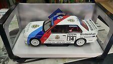 MODELLINO SCALA 1:18 BMW M3  E30 SPORT DTM