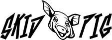 SKID PIG HOON DRIFT FUNNY CAR DECAL STICKER