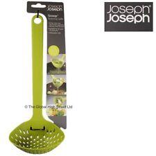 Scolapasta, colini e setacci da cucina in plastica verde