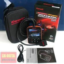 iCarsoft i902 Diagnose Handscanner für OPEL Insignia Omega Corsa Astra Vectra