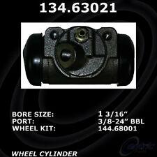 Drum Brake Wheel Cylinder-Front Drum, Rear Drum Front Left Centric 134.63021