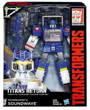 Hasbro Soundwave Transformers & Robot Action Figures