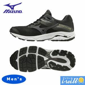 Mens athletic shoes Mizuno wave inspire 15 Black x gray x gray