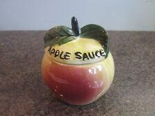 Toni Raymond - Apple Sauce - Lidded Pot