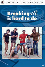Breaking Up is Hard To Do DVD (1979) - Ted Bessell, Robert Conrad, Tony Musante