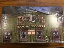 Deadlands Doomtown, Episode 8, 6 Starter Decks, 24 Expansion Packs, Sealed