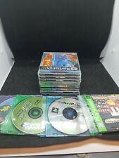 Lot of 11 Ps1 video games (bugs life, namco museum, jet moto, gran turismo, war