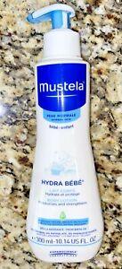 RARE-  Mustela Hydra Bebe Baby Body Lotion - 10.14 Fl Oz