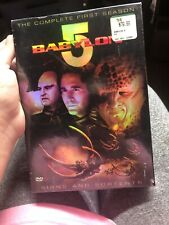 Babylon 5 - The Complete First Season Signs And Portents Brand New