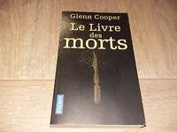 LE LIVRE DES MORTS / GLENN COOPER