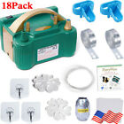 18pcs 600W Electric Balloon Inflator Air Pump Blower Balloon Arch Stand Kit US