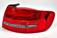 AUDI A4 B8 Wagon 2008-2012 Wing Outer Tail Light Rear Lamp RIGHT RH OEM