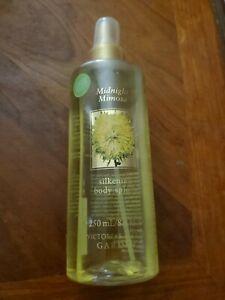Victoria Secret Rare Vintage Midnight Mimosa Body Spray 8.4oz lil used