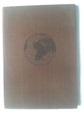 DDR-Atlas der Erdkunde 1959 für die Mittelschule, Sehr guter Zustand