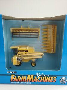 New Holland TR97 Combine 1/64 Grain and Corn heads