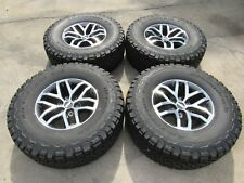 "NEW TAKEOFF 2017 2018 ORIGINAL FORD RAPTOR F150 17"" WHEELS AND TIRES"