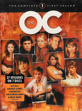 The O.C. - The Complete First Season ~ New Factory Sealed 7-Disc DVD Set