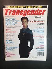 Transgender Tapestry Magazine #76 1997 LGBT Vintage Magazine