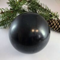 Sphere of shungite polished 70mm (2,75 inches)