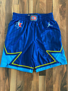 Nike NBA Jumpman All-Star Edition 2020 Chicago Shorts | Größe XL | NEU