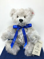STEIFF MERCEDES-BENZ TEDDY BEAR EAN 665837 13.78 inches (35cm) - NEW - Pristine