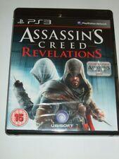 "Attentäter Creed Revelations Playstation 3 ps3 ""FREE UK P & P"""