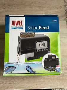 Juwel Smart Feed 2.0 Auto Feeder Holiday Vacation Timer Automatic Fish Aquarium