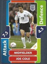 TOPPS MATCH ATTAX WORLD CUP 2006- #015-ENGLAND-JOE COLE