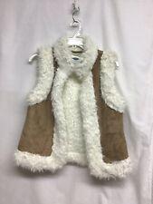 Old Navy Fur Vest Size Med