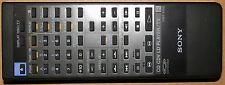 SONY RMT-515D  CD/CDV LD PLAYER / TV Remote Control