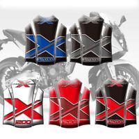 For Honda VFR1200X Crosstourer 2012 - 2014 Tank Pad Protector Fuel Tank Pad