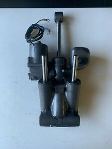 Yamaha Outboard Motor V4 130 HP - Tilt Trim Assembly
