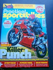Practical Sportsbikes Magazine March 2020 (new)