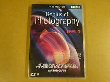DVD / GENIUS OF PHOTOGRAPHY - DEEL 2 ( BBC )