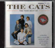 The Cats-the Very Best Of cd album