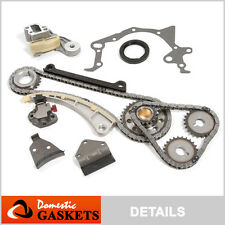 96-09 Suzuki Chevrolet 2.0L 1.8L 2.3L Timing Chain Kit G18K J18A J20A J23A