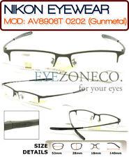 [EyezoneCo] NIKON AVANTI Titanium Eyeglass AV8906T-0202