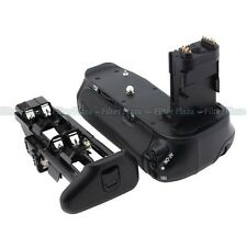 Pro Vertical Multi Power Battery Grip Pack for Canon EOS 6D DSLR as LPE6 BG-E13
