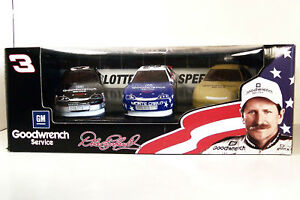 BROOKFIELD SET ~ DALE EARNHARDT ~ 1998 OLYMPIC ~ 1/25