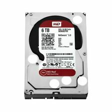 WD Red 6TB NAS Hard Disk Drive - 5400 RPM Class SATA 6 Gb/s  3.5 Inch - WD60EFRX