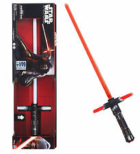 Star Wars Spada Laser KYLO REN  FX Lightsaber HASBRO Elettronica Luci Suoni 80CM