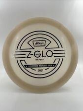 Discraft Z Glo Raptor 2021 Ledgestone Edition 🔥