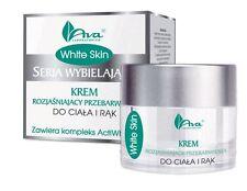 AVA White Skin krem na przebarwienia ciało, ręce/ Active whitening body cream