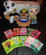 Animal Crossing Amiibo Cards - Pick - Choose - Series 1 2 3 4 - FREE SHIPPING!
