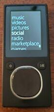 Microsoft Zune 4 Black ( 4 Gb ) Digital Media Player