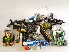 5Lbs of Partially Assembled Lego Vehicles & Other - Lot