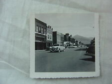 Vintage Car Photo 1954 Dodge Automobile on Roadside 793