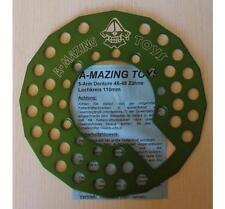 A-Mazing Toys Denture Rockring, 5-Arm, LK 110mm, 46-48 Zähne, grün, NEU