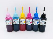 Refillable Ink for Epson Photo Printer XP750 XP850 XP950 24XL 6 x 50ml NON OEM