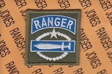 ROK Korean Army Ranger Commando course school patch
